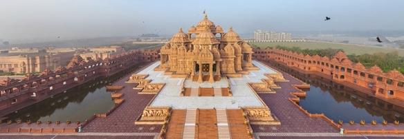 Akshardham Temple-My-Taxi-India.jpg