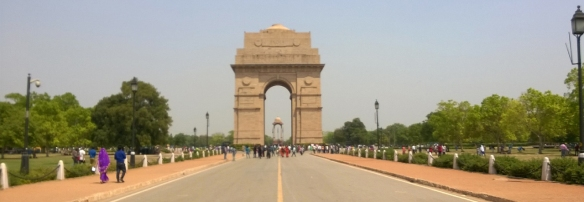 India Gate-My-Taxi-India