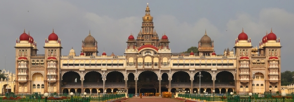 Mysore Palace-My-Taxi-India